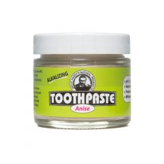Anise Toothpaste (3 oz glass jar)
