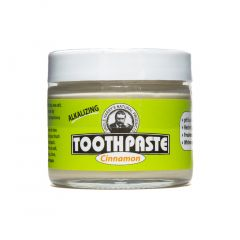 Cinnamon Toothpaste (3 oz glass jar)