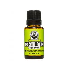 Tooth Ache Relief Oil (0.5 fl oz)
