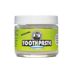 Peppermint Toothpaste (3 oz glass jar)
