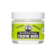 Unscented Tooth Suds (2 oz glass jar)