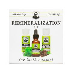 Remineralization Kit for Tooth Enamel (1 kit)
