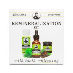 Remineralization Kit with Whitening (1 kit)