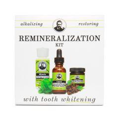 Remineralization Kit with Whitening (1 kit)