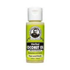 Herbal Coconut Oil for Skin