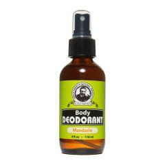 Mandarin Body Deodorant (4 fl oz)