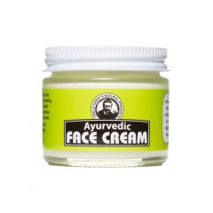 Ayurvedic Face Cream (2 fl oz glass jar)