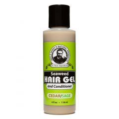 Cedar/Sage Hair Gel (4 fl oz)