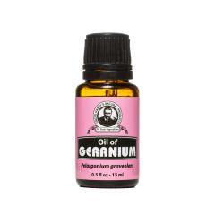Geranium Oil (0.5 fl oz)
