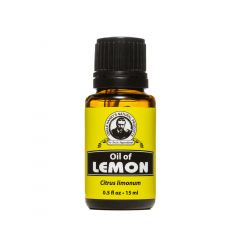 Lemon Oil (0.5 fl oz)