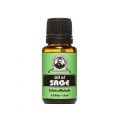 Sage Oil (0.5 fl oz)