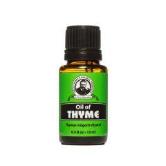 Thyme Oil (0.5 fl oz)
