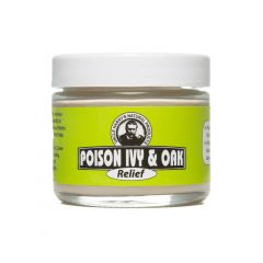 Poison Ivy & Oak Relief (3 oz glass jar)