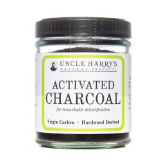 Activated Charcoal (1.5 oz glass jar)