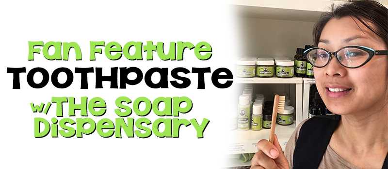 Fan Feature: The Soap Dispensary