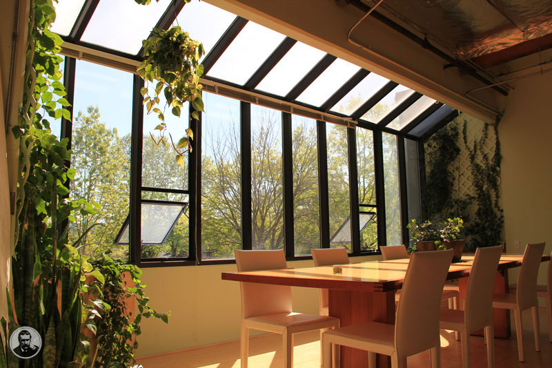 Office Solarium - View 1