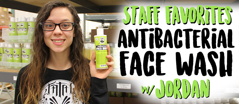 Staff Favorites: Face Wash